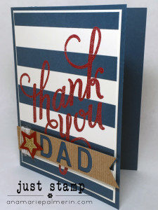Fathers Day Thank You
