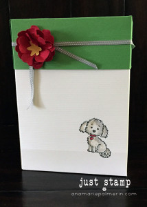 Bella Gift Box, Watercolored