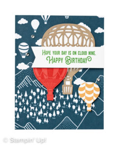Lift Me Up by Stampin' Up!