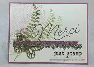 Stampin' Up! So Very Much