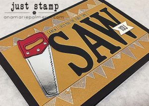 Just Stamp Nailed It Saw Detail