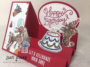 Just Stamp | Birthday Memories