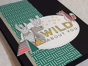 Just Stamp | Wild About YouDetail