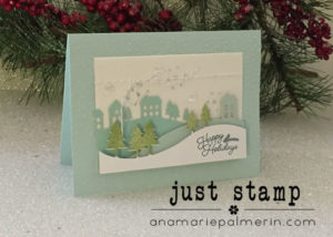 Happy Holiday Card Class